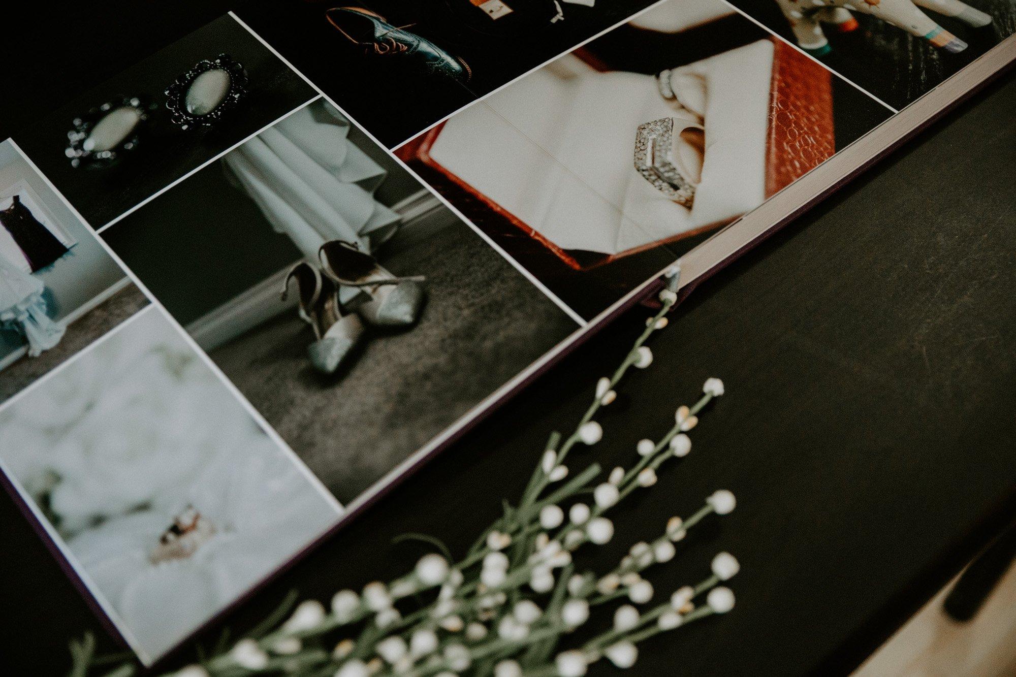 Wedding Album Photography