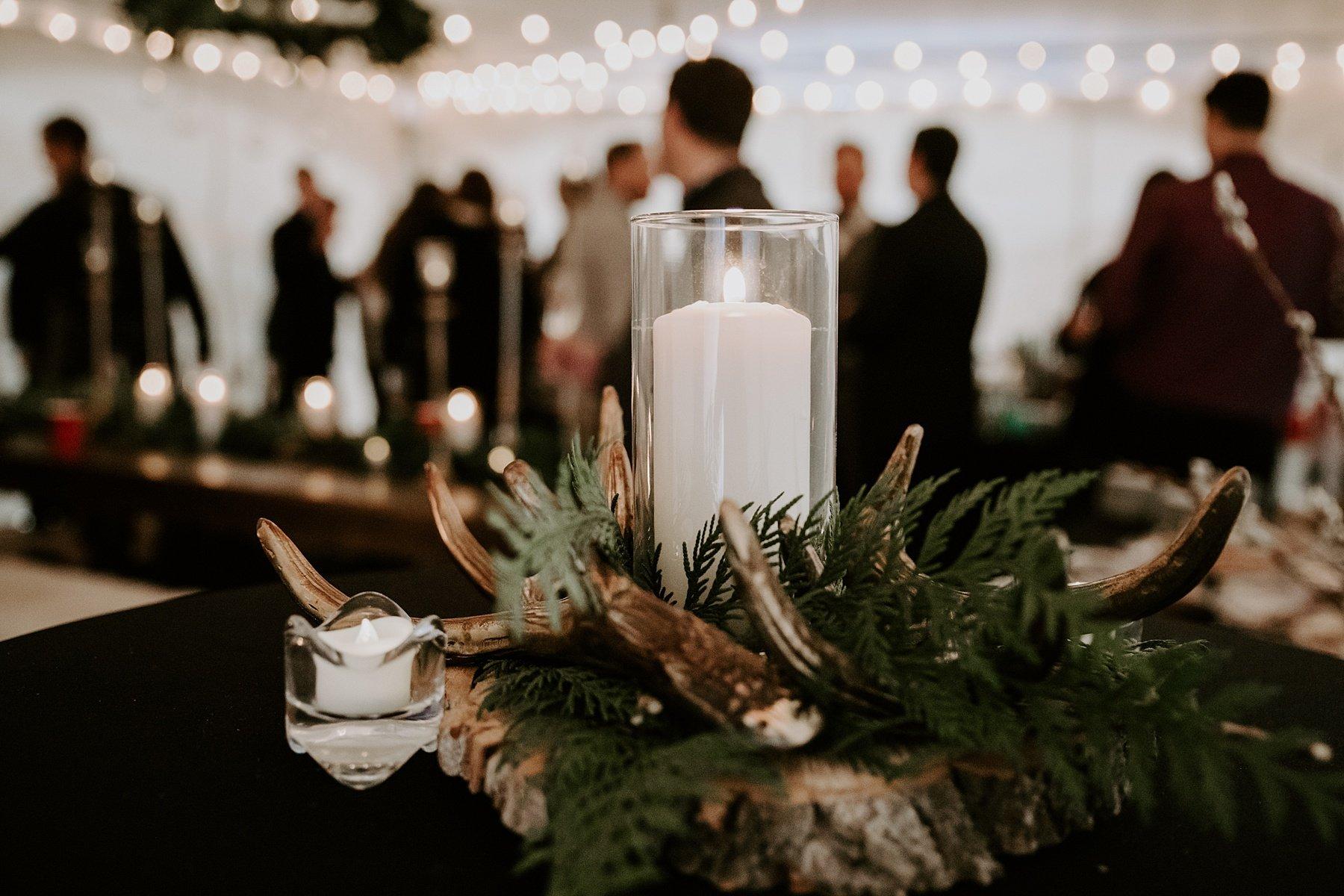 greenery boho wedding decor