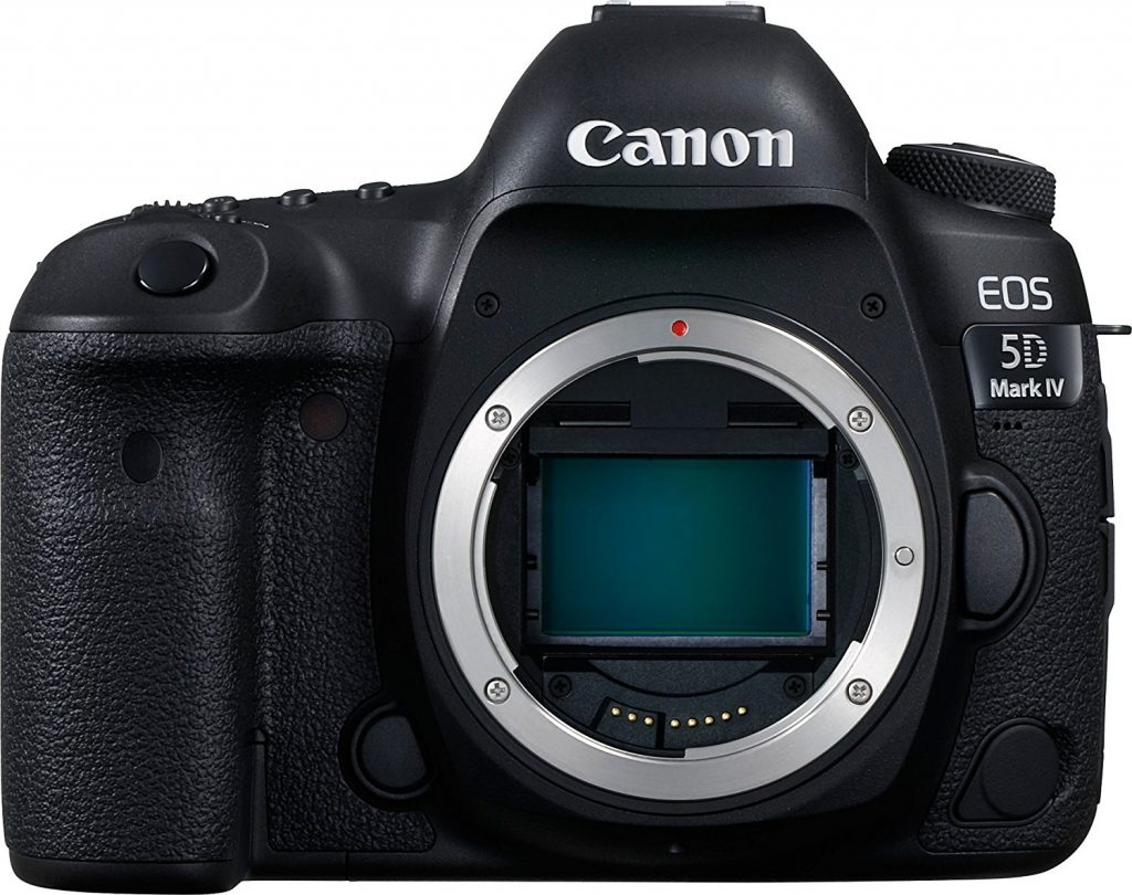 Canon 5D mark iv for weddings