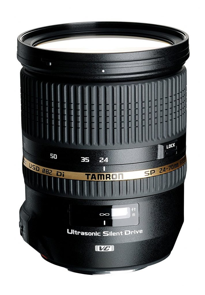 Tamron 24-70 lens for wedding photography