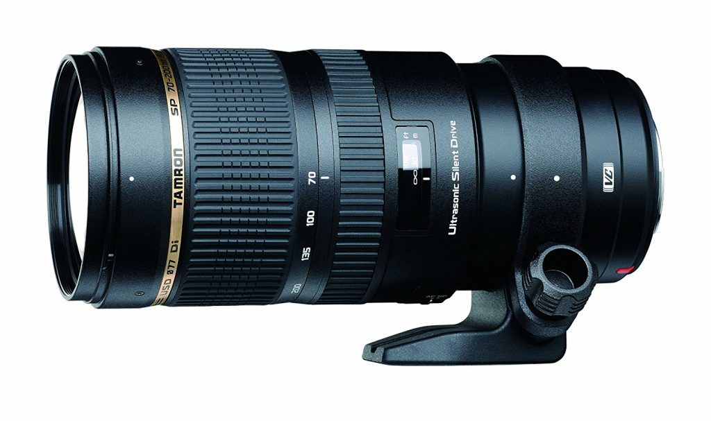 Tamron 70 -200 lens for wedding photography