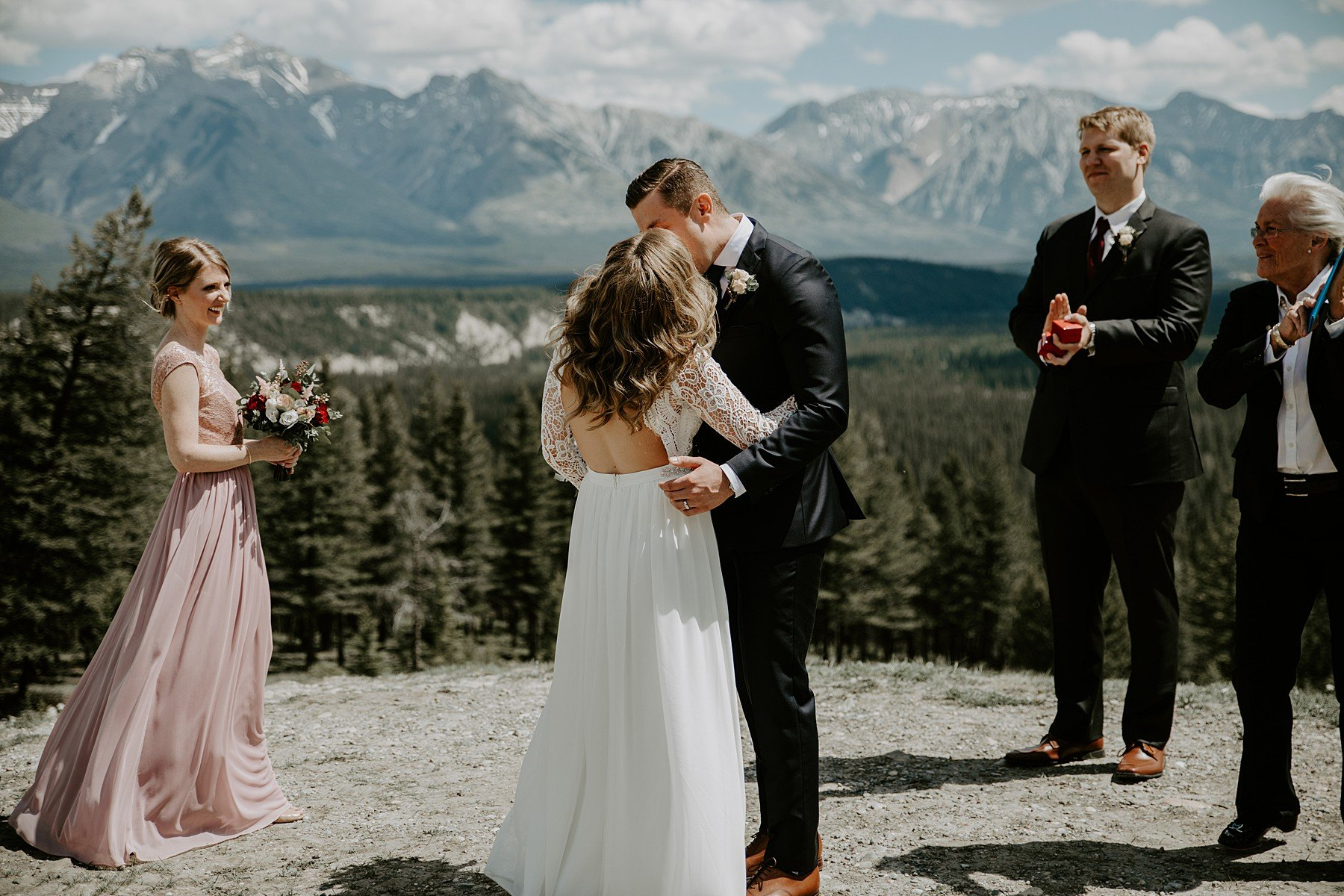 Teller of Tales Photography - Elopement - Tunnel Mountain Banff-50.jpg