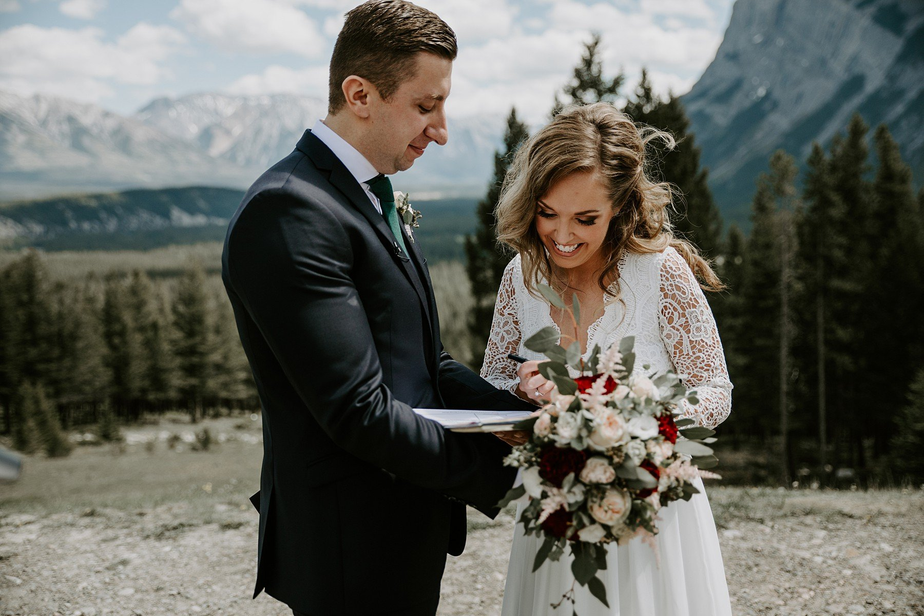 Teller of Tales Photography - Elopement - Tunnel Mountain Banff-52.jpg