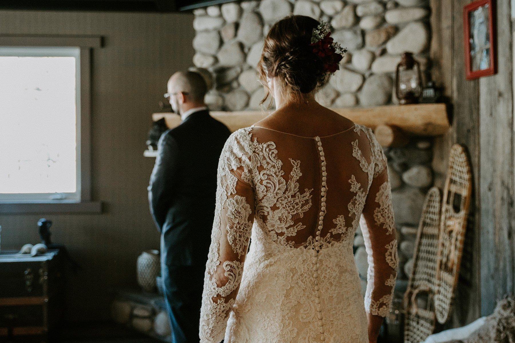 Creekside Villa Wedding Canmore