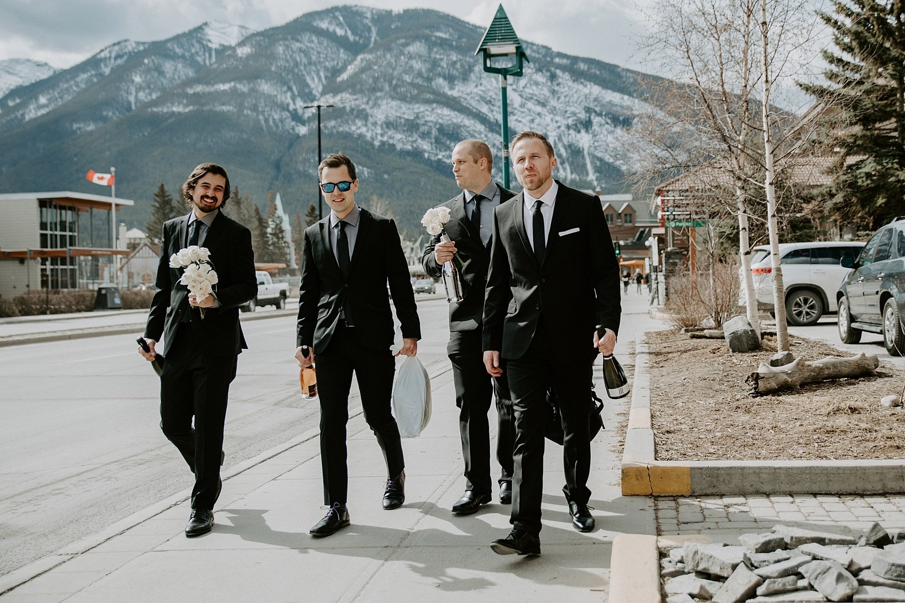 Banff Park Lodge Wedding