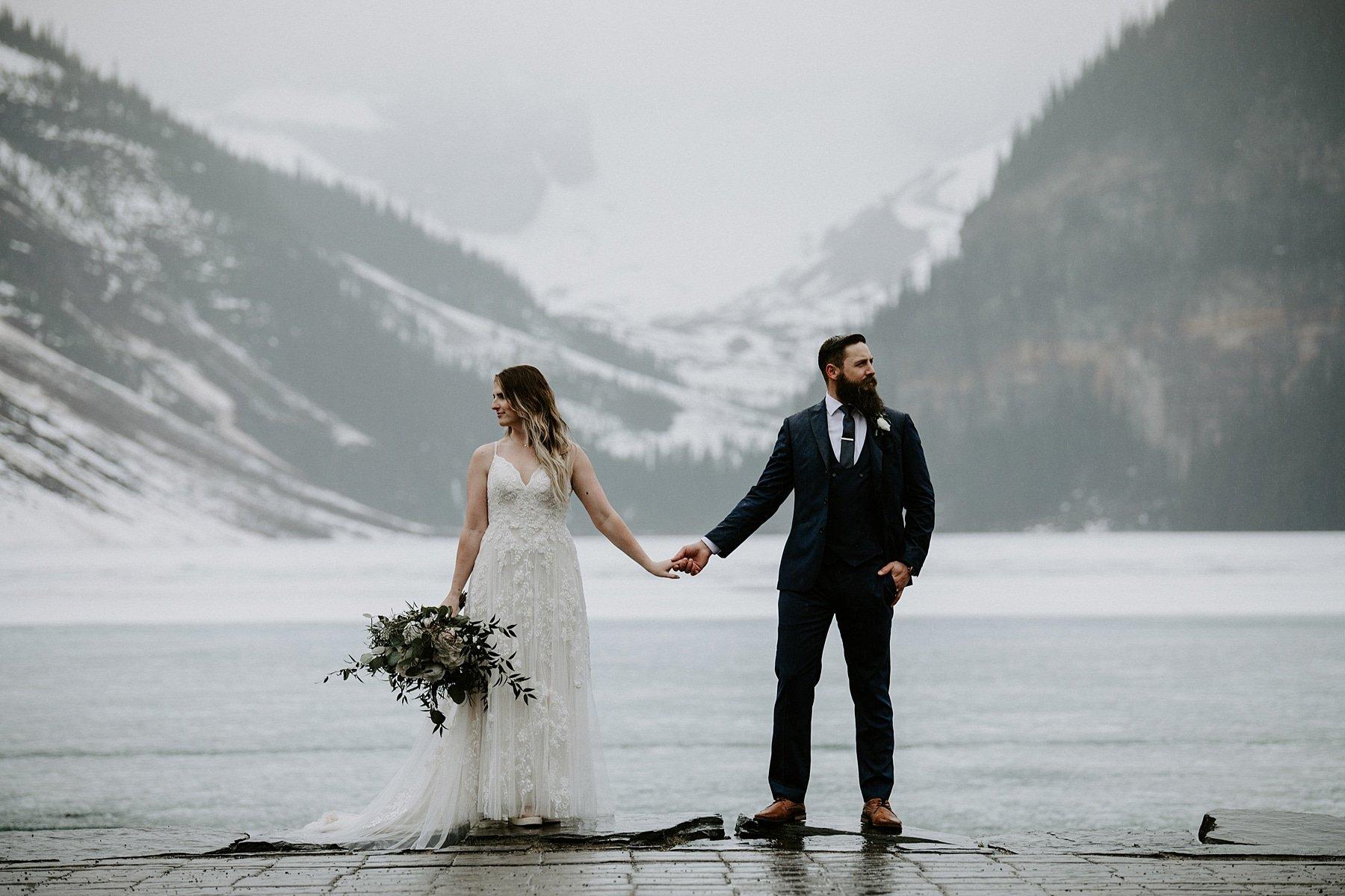 Lake Louise Elopement