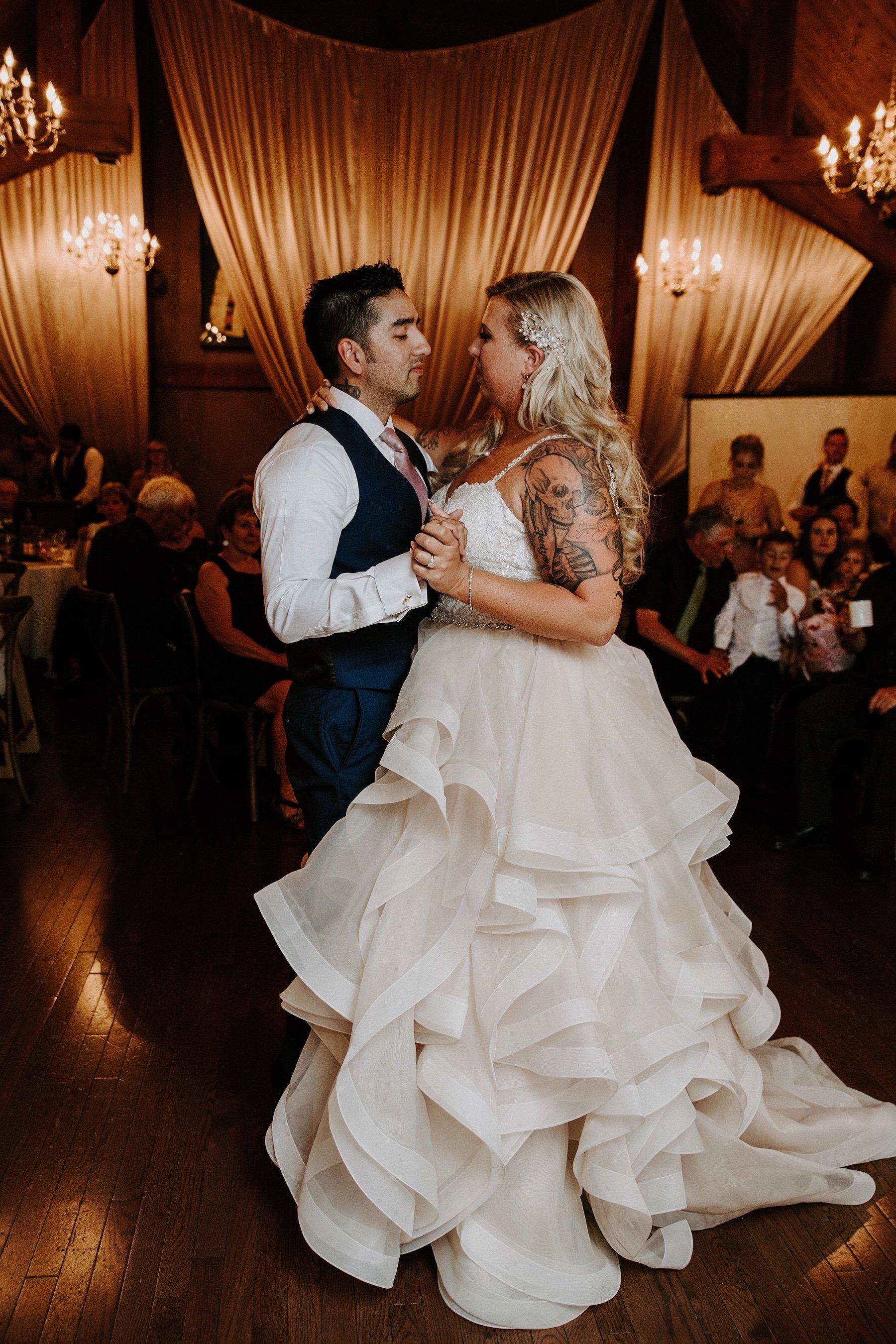 Buffalo Mountain Lodge Wedding Photos