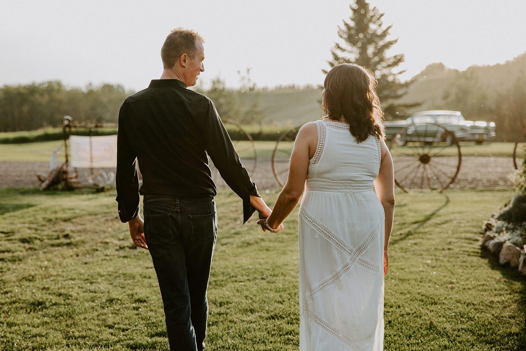 Edmonton engagement photos at Ivangies Photo Studio