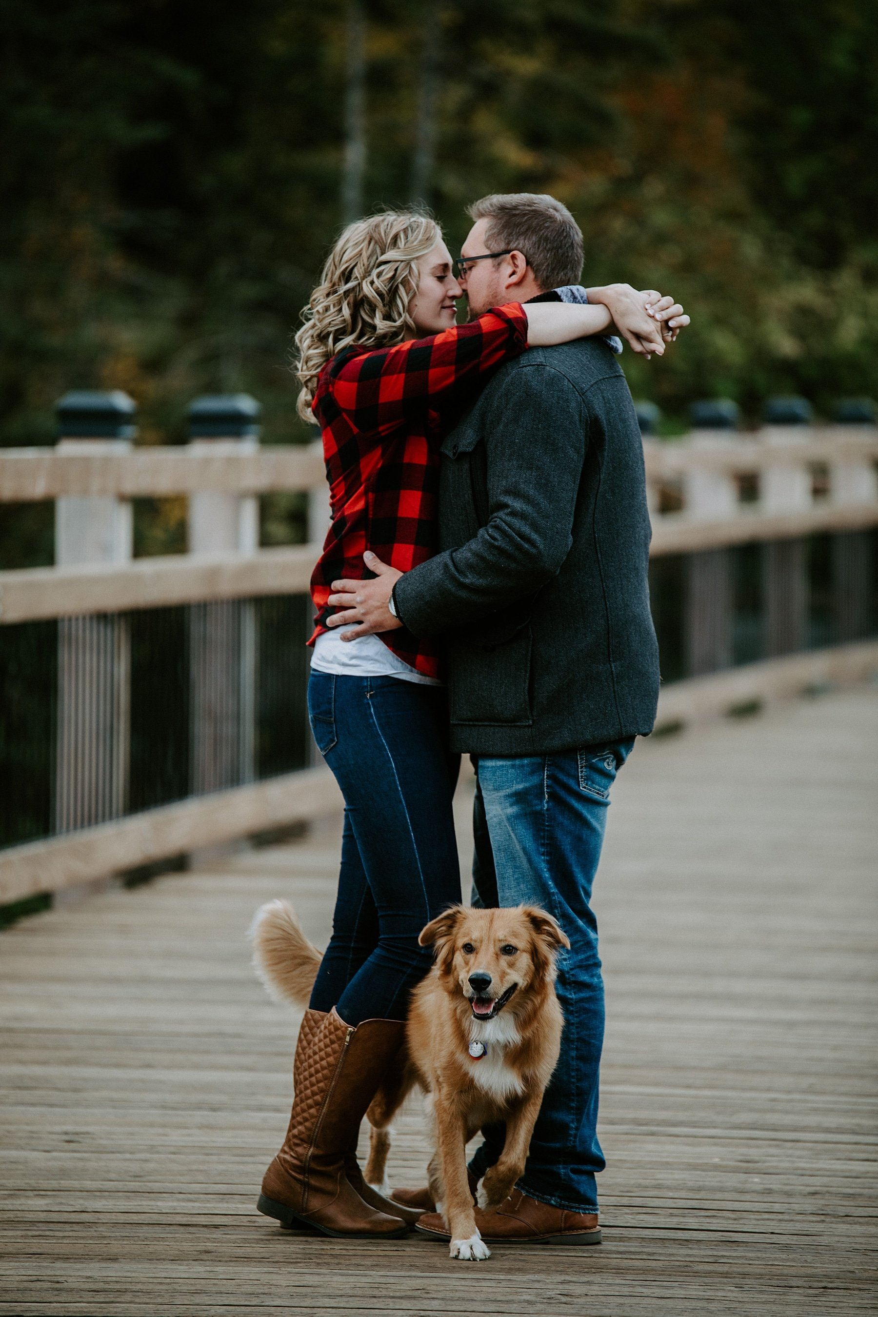 Edmonton engagement photos
