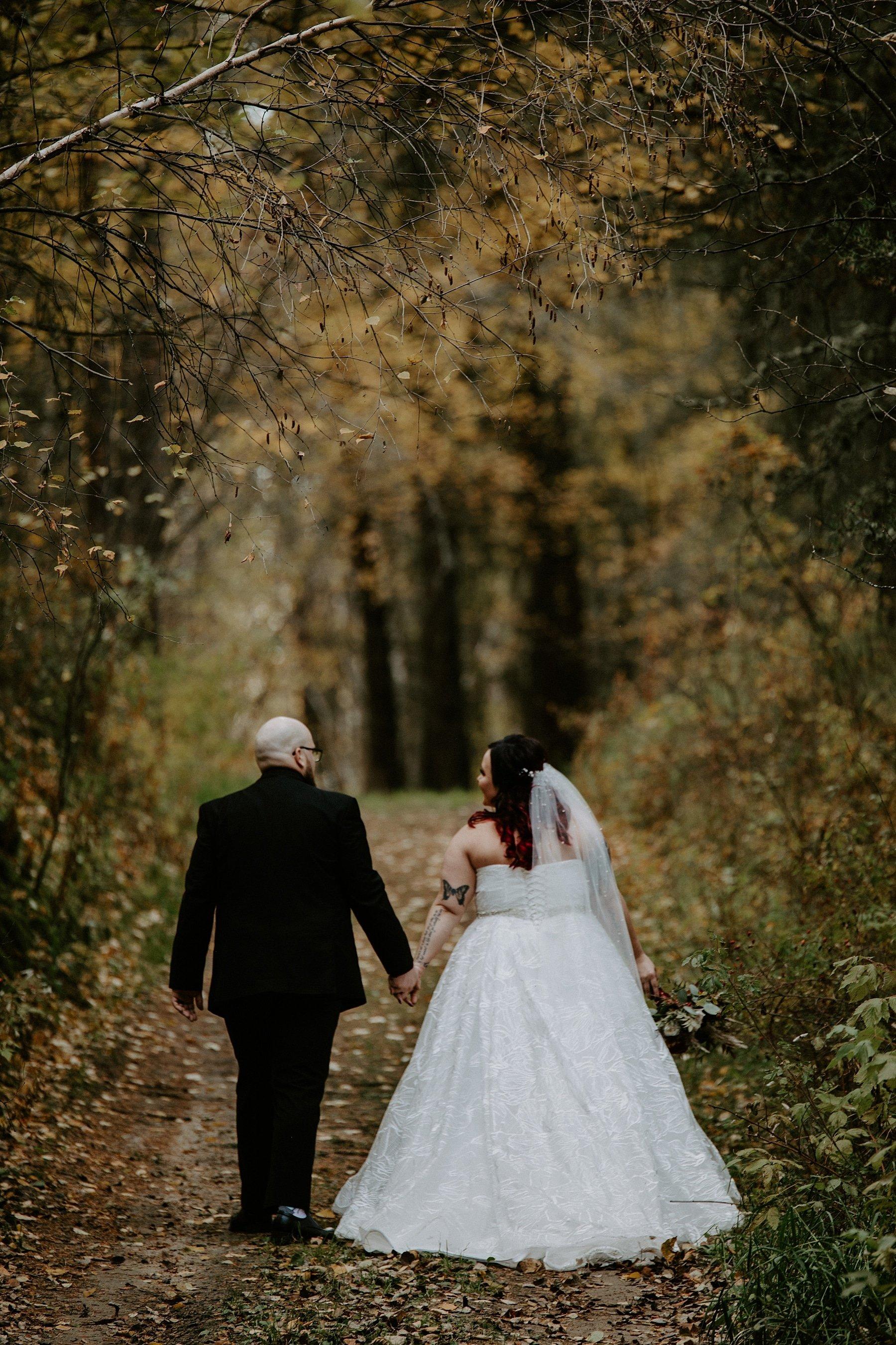 The Red Tin Barn Wedding