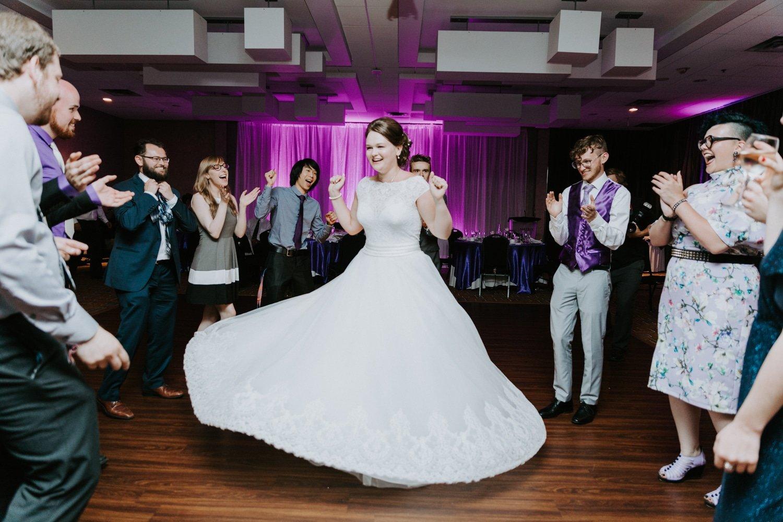 Wedding reception at Matrix Hotel