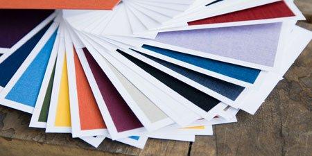 Wedding Album Colors