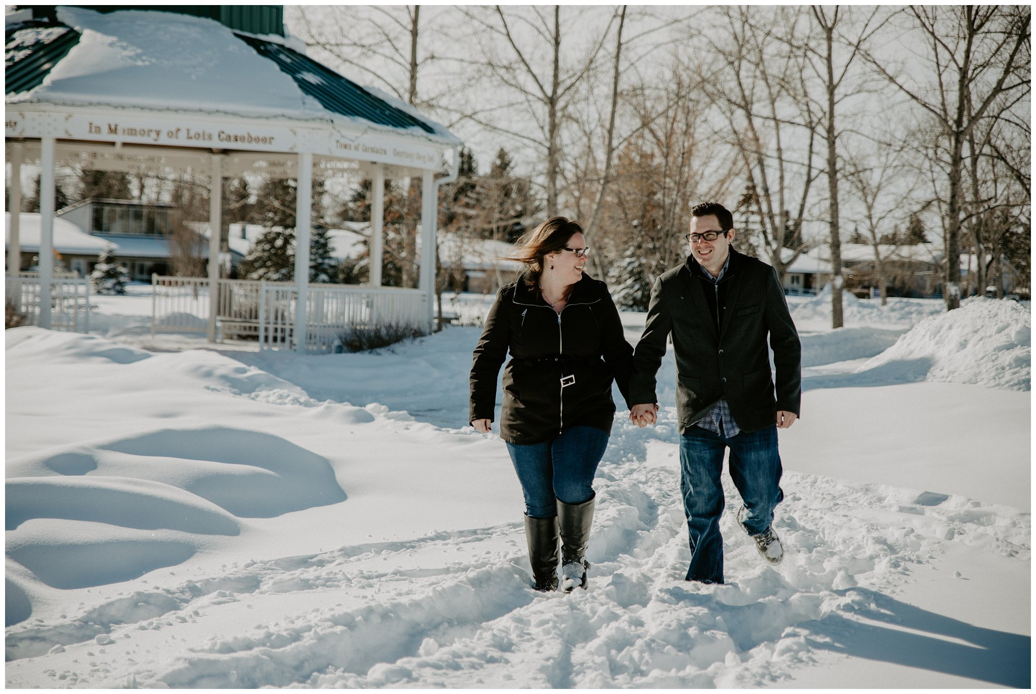 Carstairs engagement