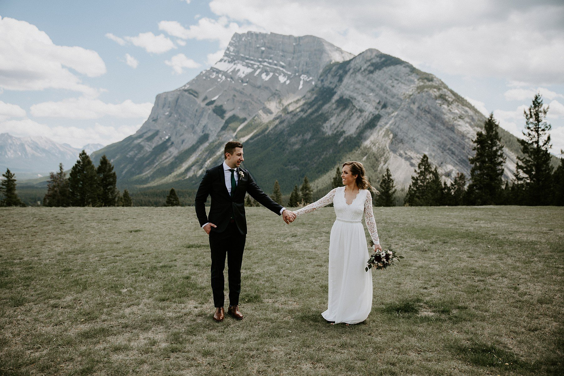 Teller of Tales Photography - Elopement - Tunnel Mountain Banff-66.jpg