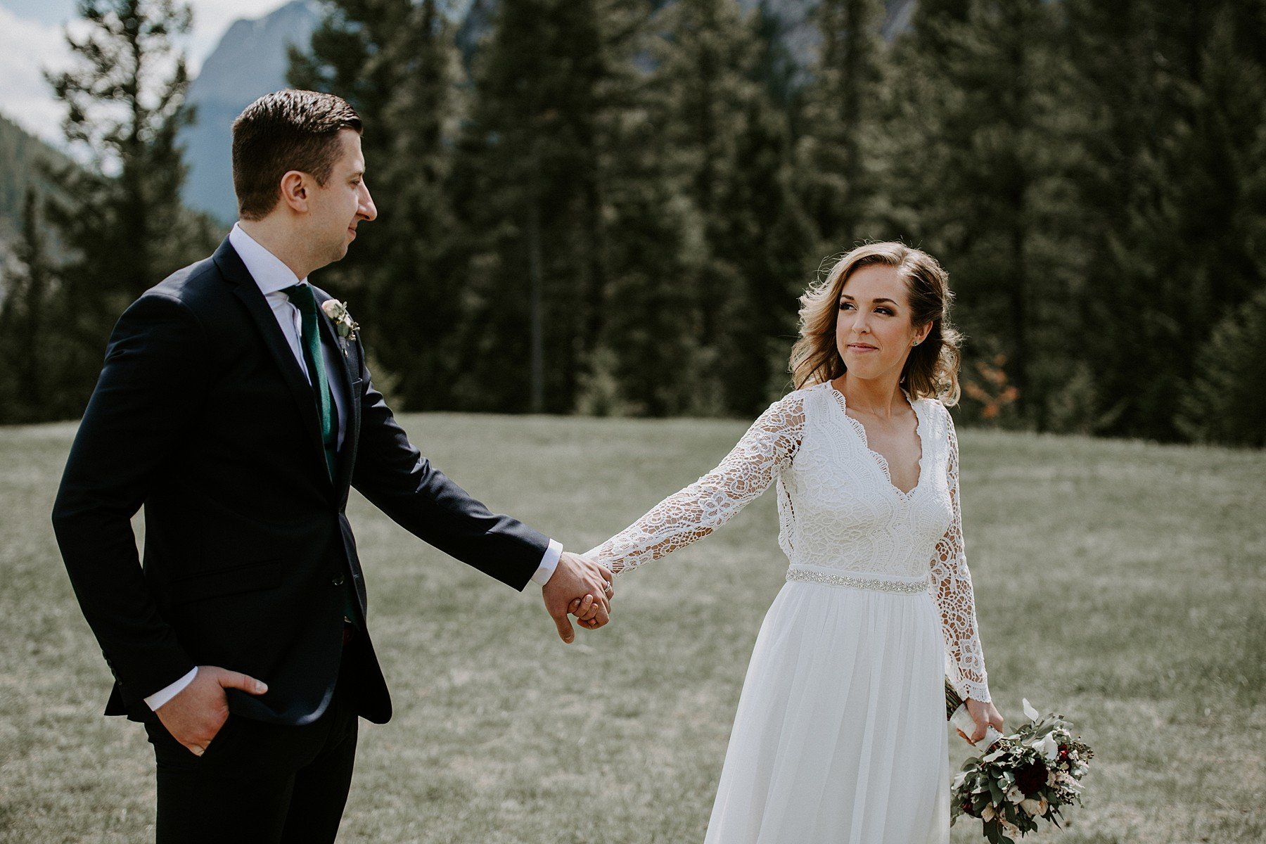 Teller of Tales Photography - Elopement - Tunnel Mountain Banff-67.jpg