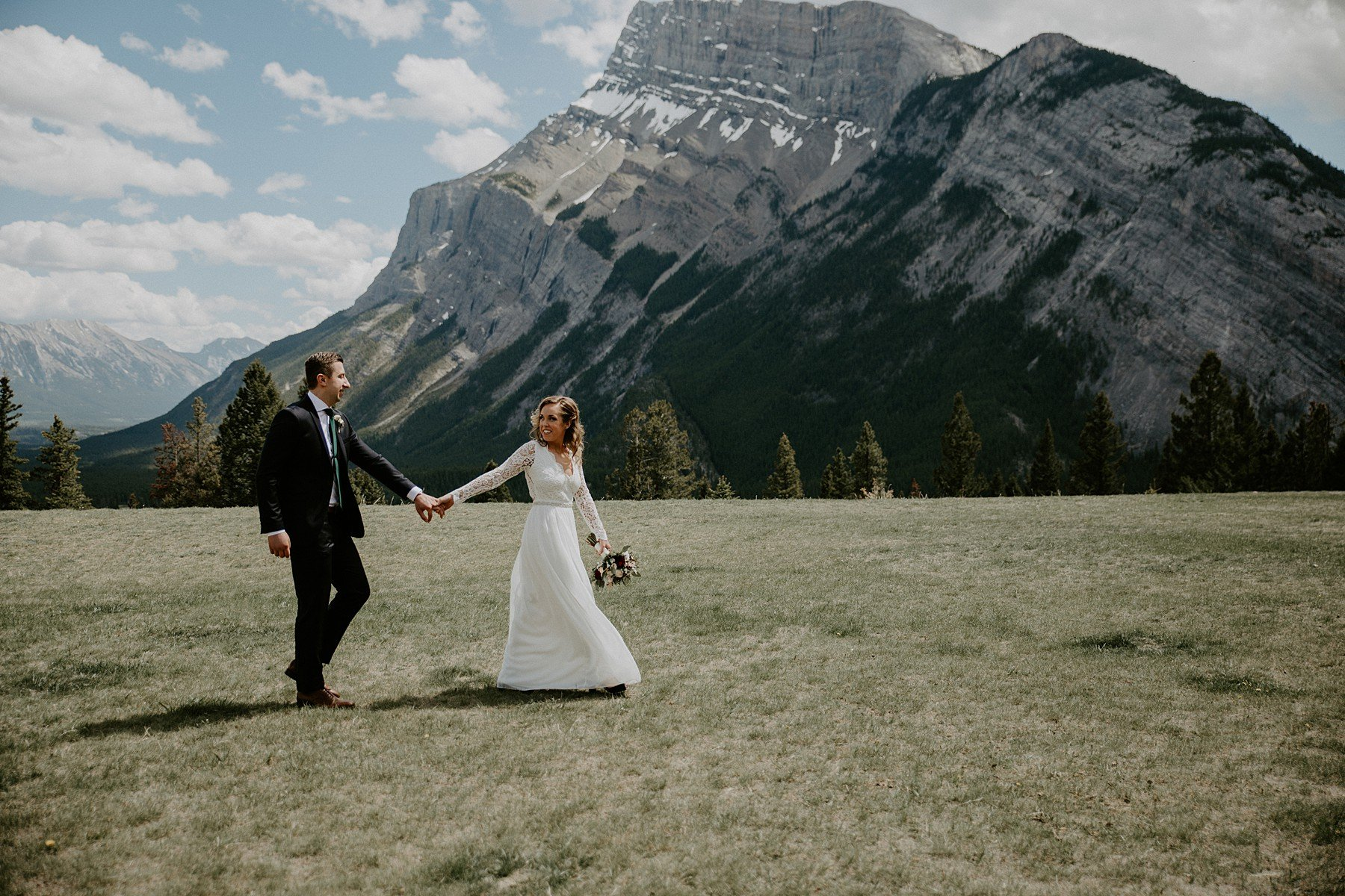 Teller of Tales Photography - Elopement - Tunnel Mountain Banff-69.jpg