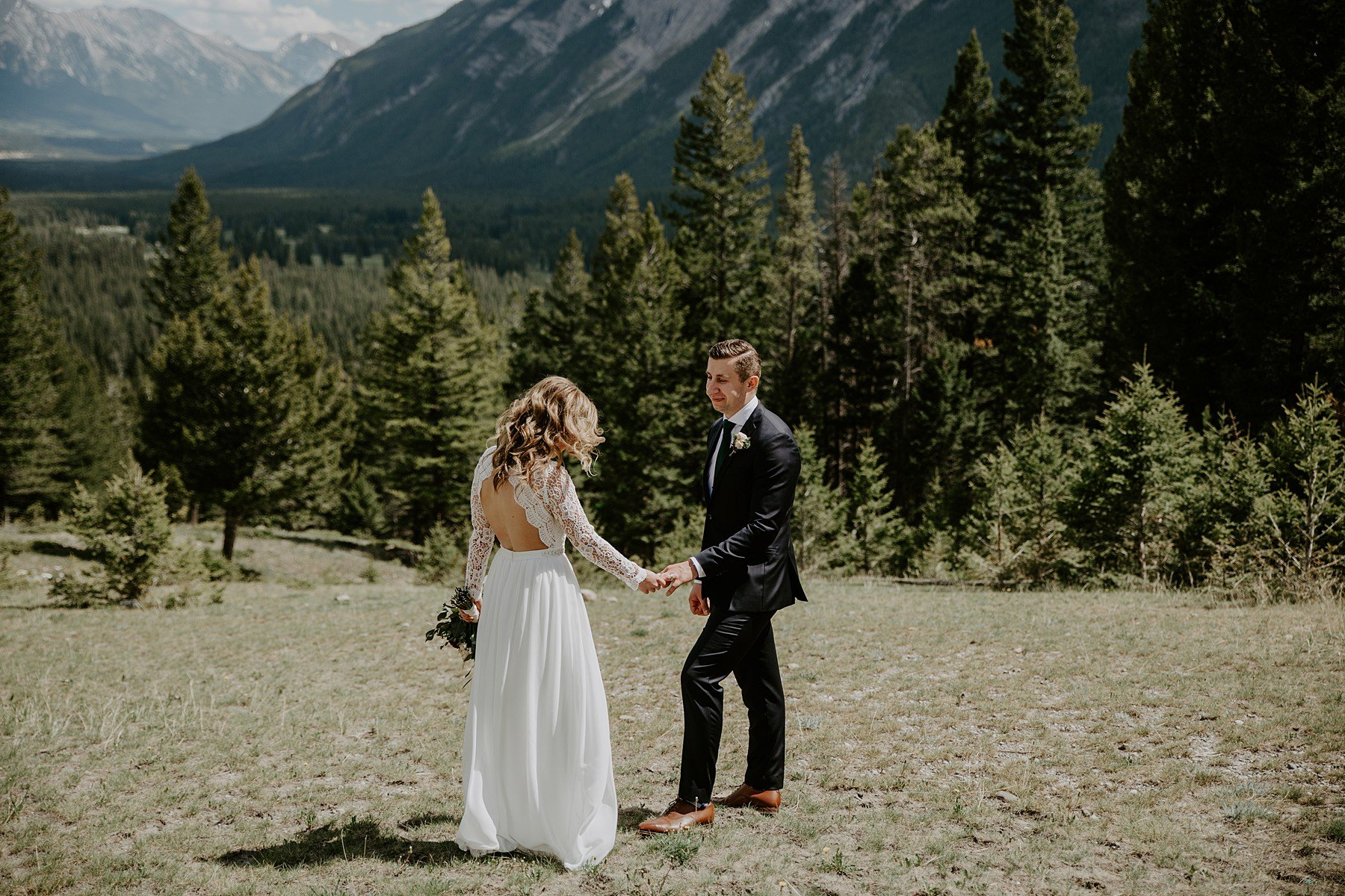 Teller of Tales Photography - Elopement - Tunnel Mountain Banff-80.jpg