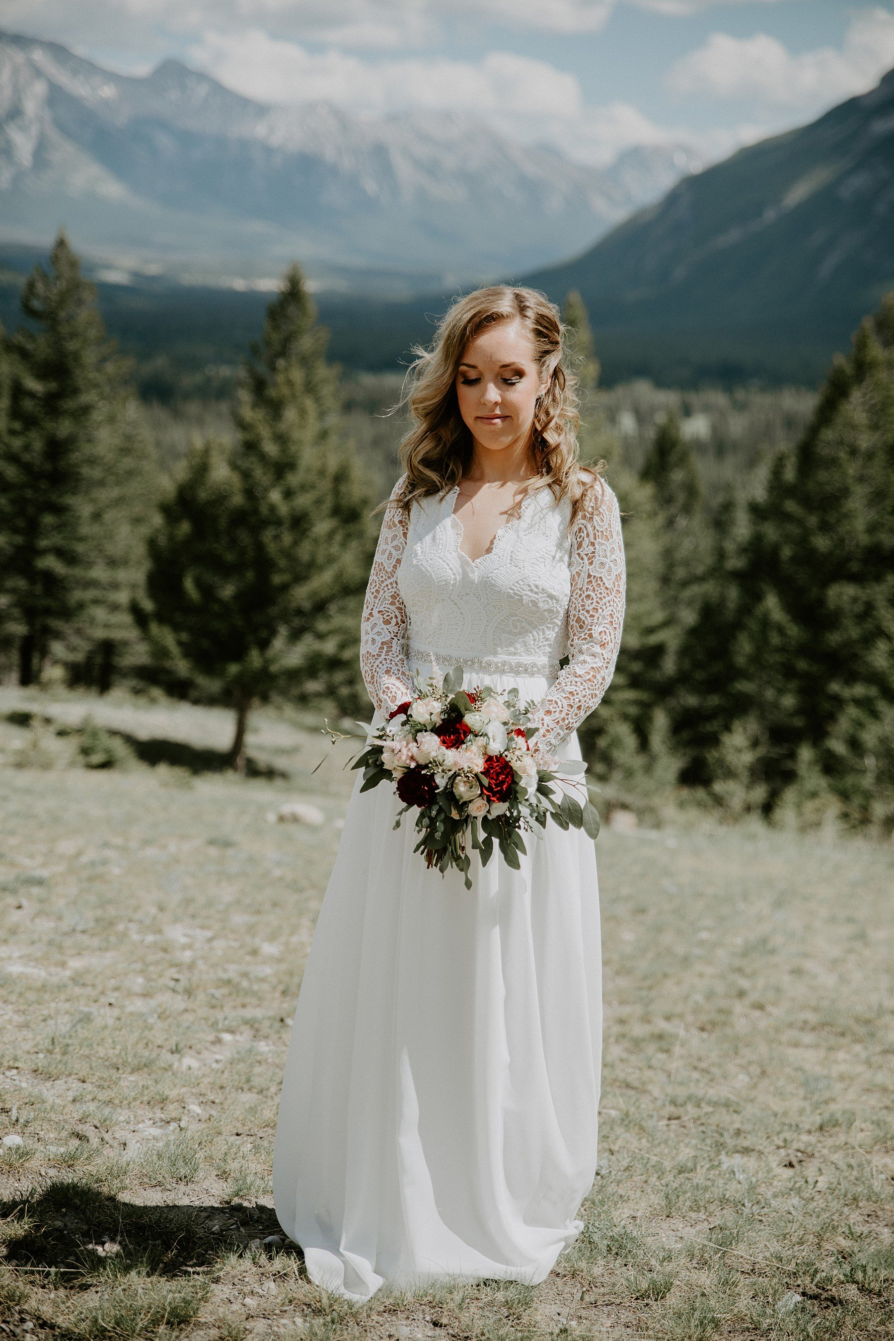 Teller of Tales Photography - Elopement - Tunnel Mountain Banff-81.jpg