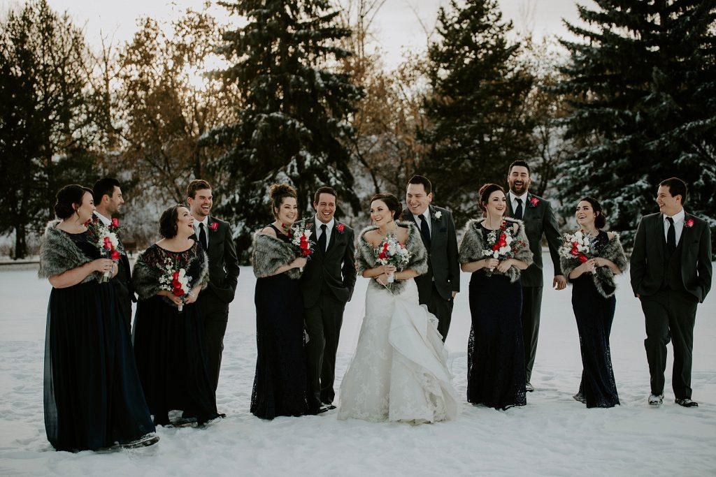 St Albert Wedding