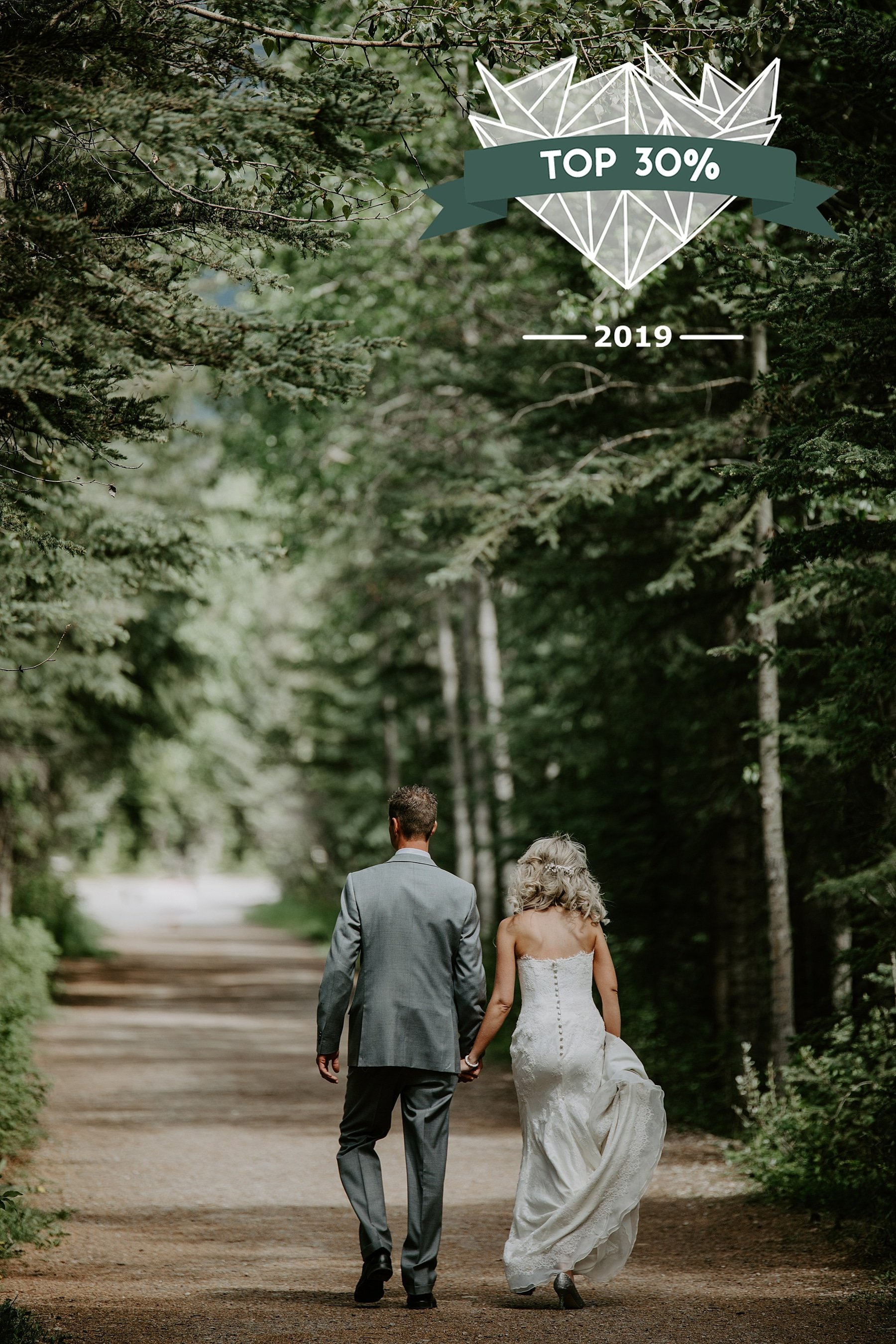 Shoot and Share Contest Canmore Wedding