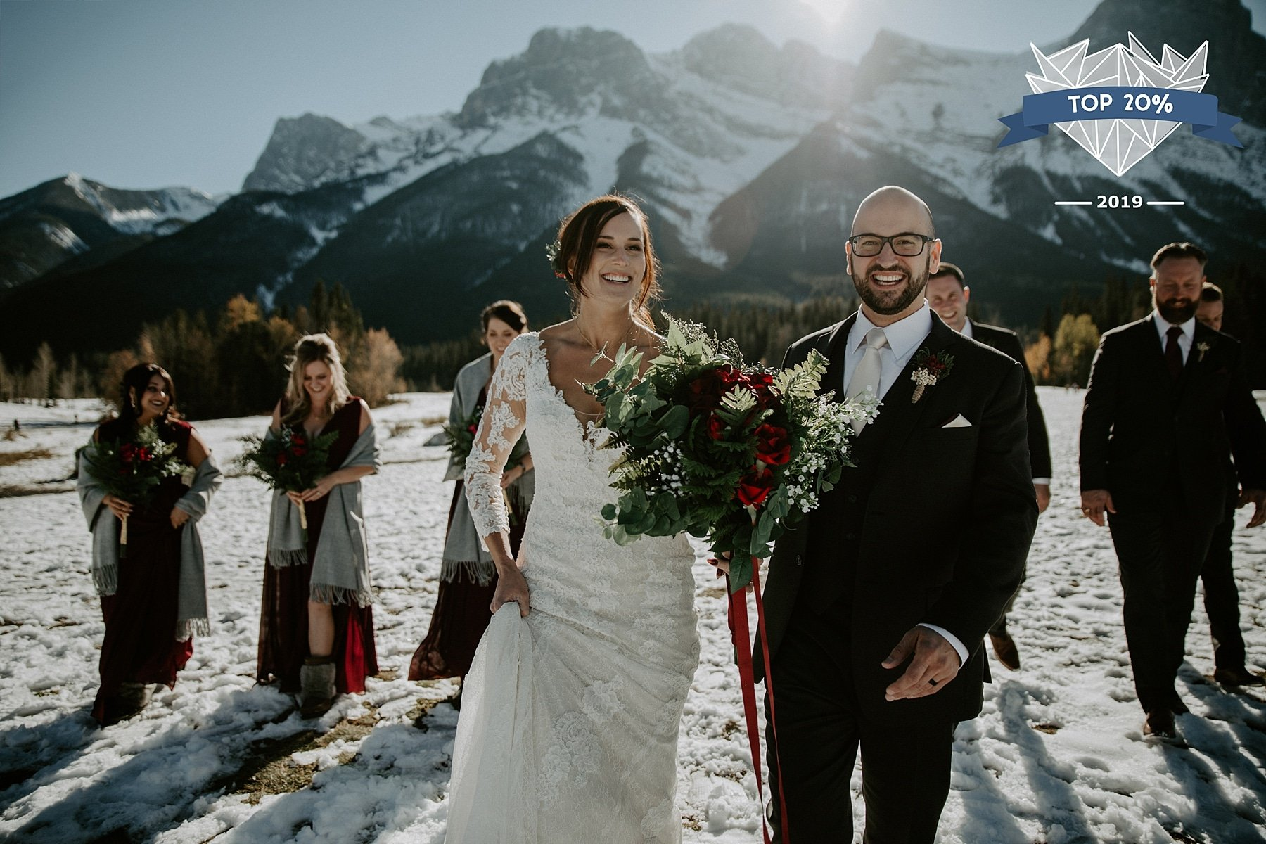 Shoot and Share Photo Contest canmore wedding